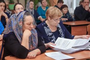 В  Лесосибирске состоялся семинар православных педагогов